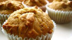 Muffins veganos de calabaza y nuez   GreenVivant