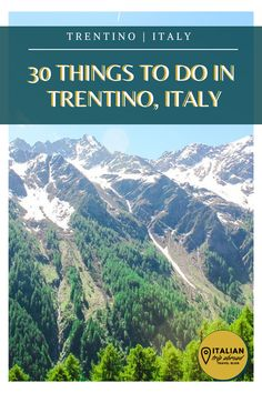 30 Things to do in Trentino | The beautiful view of the Dolomites
