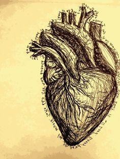Melhor um Coração na Beterraba. Que uma Beterraba no lugar do Coração.