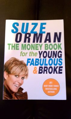Susie orman is the woman!  I fell in love with watching Susie Orman interviews on Oprah when I worked at Panthers. One of her books would be awesome ;)