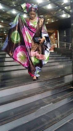 Malian Fashion bazin