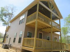 Relaxing For Sale on Lewis Smith Lake Paradise Point Double Springs AL Eric Thweatt Construction