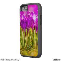 Tulips Tu Tough Xtreme iPhone 6 Case