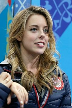 Ashley Wagner, 22, Figure Skating | 18 American Hotties Who Are Heating Up Sochi