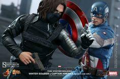 Captain American TWS Collectables
