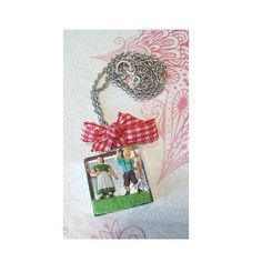 Trachtenschmuck - *O´ZAPFT IS!*- HEITERE TRACHTEN DIRNDL KETTE - ein Designerstück von pomp-and-jewels bei DaWanda