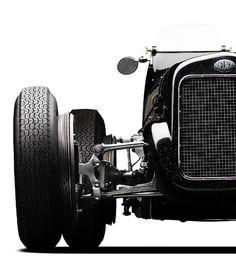 Delage vintage car photography