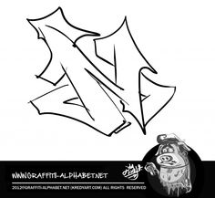 Wich one is the best graffiti letter r  Graffiti Alphabets