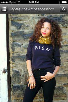 New on the blog http://blog.lagelle.com #lagelle #pittsburgh #madewell #latinas #bienfait #naturalhair