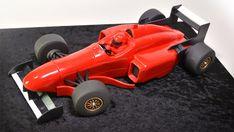 NEW TUTORIAL: 3D Formula One Racing Car Cake -