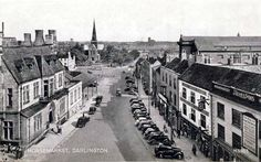 Darlington, Co Durham 1950s
