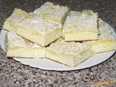 Czech Recipes, Feta, Sweet Tooth, Protein, Food And Drink, Low Carb, Bread, Cheese, Chef Recipes
