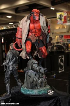 Sideshow Collectibles Hellboy