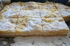 Sypaná tvarohová buchta Těsto: 3 hrnky polohr mouka 1 hrnek kryšt cukr 1 bal.PDP rozinky - nemusí být 125 g máslo Náplň: 500 g tvaroh 1 vejce 250 ml mléko 1 bal.vanil cukr, moučk cukr na posypání Sypké přísady na těsto smícháme v misce. Polovinu nasypeme na plech s papírem. Náplň smícháme a vylijeme na první vrstvu, můžeme i rozinky,  nasypeme další vrstvu mouky a na vrch poklademe nakrájené máslo,  péct na 180°30-35 min