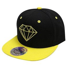 a2cae0dd693 City Hunter Cf918t Diamond Snapback Cap - 5 Colors Caps For Women