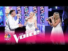Gwen Stefani Sings on 'The Voice' After Ruptured Eardrum - Us Weekly