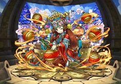 捕らわれの姫 ボルテ・ウジン【★4】 -無限∞ナイツ攻略Wikiまとめ - Gamerch