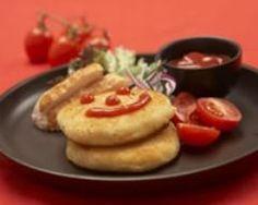 Burger de pommes de terre (facile, rapide) - Une recette CuisineAZ