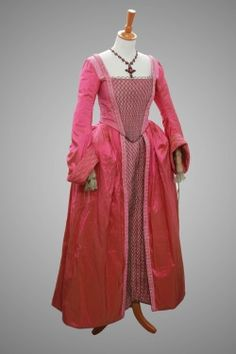 "Tagged ""pink"" | Tudor Costume"