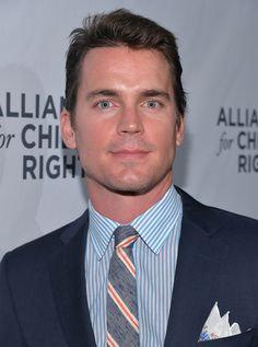 Actor Matt Bomer arrives to The Alliance for Children's Rights 22nd Annual Dinner at The Beverly Hilton Hotel on April 7, 2014 in Beverly Hills, California.
