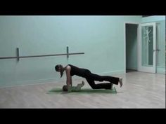 Yoga teacher, Amanda Meehan leads you through a short, playful sequence you can do with or without a baby on your mat. :) This is a good warm up to add to last weeks yoga work out video as well.  Please comment below with any and all questions and comments.  Or contact us on Facebook at Amanda Meehan Yoga.  Thank you for watching and subscribing...