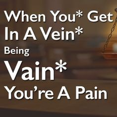 When You're In A Vein Being Vain, You're A Pain! by Dr. Andrew Corbett on SoundCloud