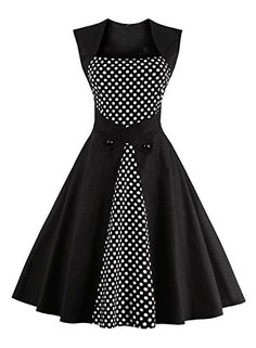 Ezcosplay Women's Vintage Polka Dot Sleeveless 1950s Cock... https://www.amazon.com/dp/B01MCXL3XD/ref=cm_sw_r_pi_dp_x_VoLKybM771RJ3
