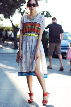 Popular gorgeous Fashion styles out of the Line