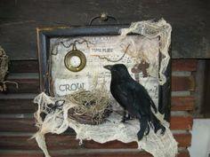 Treasures from the Heart  Edgar Allen Crow