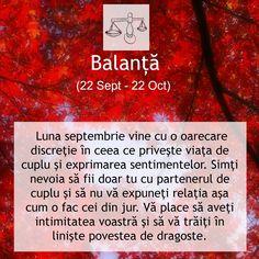 #Horoscop #Septembrie2014 Balanta Zodiac, Astrology