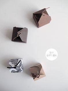 diy box | designoform