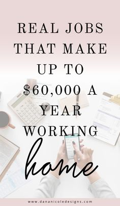 How to Make Extra Money From Home These work-at-home jobs are legit and some can earn even earn you a full-time income. Best Online Jobs, Online Jobs From Home, Home Jobs, Online Work, Jobs Uk, Legit Work From Home, Legitimate Work From Home, Work From Home Tips, Make Money Online Surveys