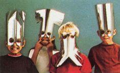 Fredun Shapur Four Faces - Creative Playthings catalogue, 1971