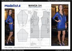 ModelistA: A3 NUMo 0230 DRESS