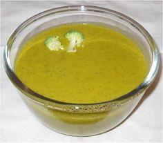 Ramo de Coentros: Sopa de brócolos, cenoura e courgette