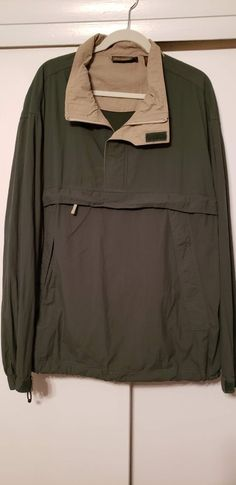 TIMBERLAND Mens Cotton Jacket Windbreaker Size XL  fashion  clothing  shoes   accessories 3fb97d9540
