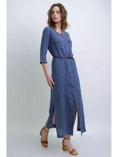 Женские льняные платья в интернет магазине Wildberries.ru   Страница 2