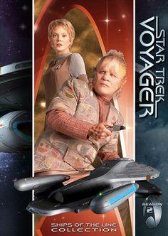 #StarTrek #Voyager / Picture Gallery