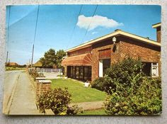 Postcard Sutton Farm Eastbridge Road Dymchurch Kent between Hythe & New Romney