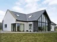 Chalet Bungalow Extensions Google Search House Designs Ireland Dormer House Bungalow House Plans