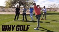 Rickie Fowler and A Few Of His Buddies From The World Of Action Sports Provide A Peek Into Their Passion For Golf. -Why Golf