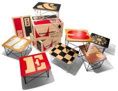 Il tavolino LTR firmato Eames in edizione speciale