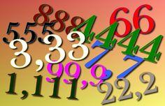 Je vois souvent des chiffres répétitifs sur des plaques minéralogiques (555 –…