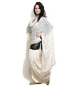 Phulkari – phulkari – phulkari work from Punjab made in elegant embroidery finish – phulkari dupatta