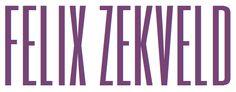 Logo from the Dutch artist Felix Zekveld.