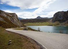 Asturias - Lago Enol - Picos de Europa, Camino Frances