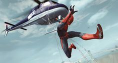 The Amazing Spider man game