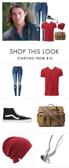 """ootd"" by l0st-demig0ds ❤ liked on Polyvore featuring WithChic, Simplex Apparel, Vans, Belstaff, Coal, Topman, men's fashion and menswear"