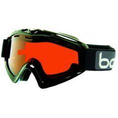 dcba61e5ae3 Bolle X9 OTG Shiny Black Citrus Best Ski Goggles