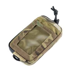 Tactical EDC Pouch Stylish Portable Travel Pouch For Phone Keys Coins Cards Purse Wallet Travel Pouch - in Black or Multicam Coin Card, Go Bags, Passport Wallet, Travel Items, Tactical Gear, Purse Wallet, Travel Bag, Purses, Camo